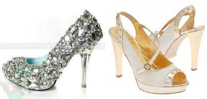 Pantofi Deosebiti Pentru Mirese Pantofi Mireasa Formatii Nunta